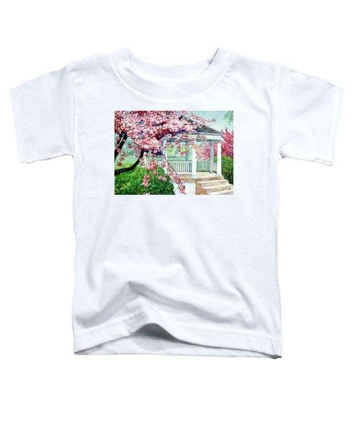 Gazeebo Toddler T-Shirt