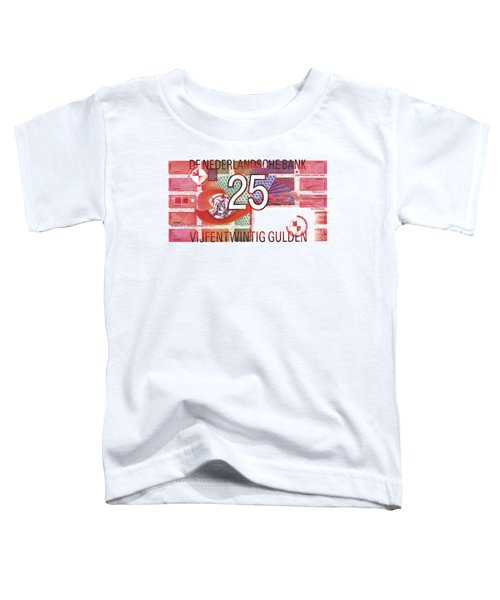 Geeltje- Little Yellow Toddler T-Shirt