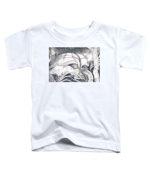 Ghost In The Machine Toddler T-Shirt