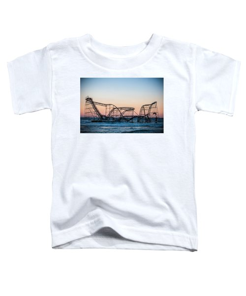 Giant Of The Sea Toddler T-Shirt