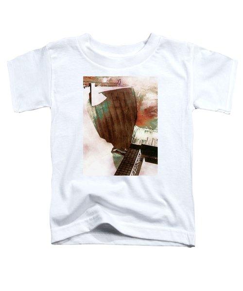 Glen Canyon Dam Toddler T-Shirt