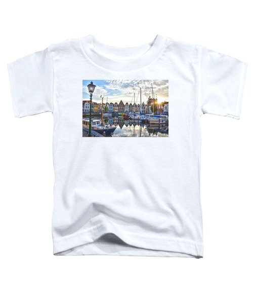 Goes Harbour Toddler T-Shirt