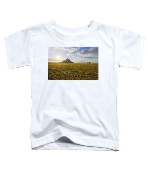 Golden Desert Toddler T-Shirt