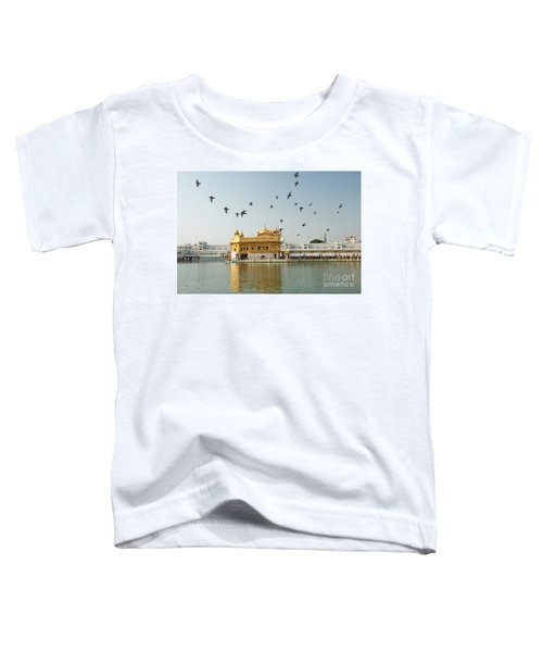 Golden Temple In Amritsar Toddler T-Shirt
