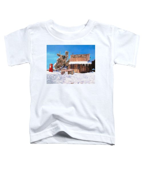 Goldpoint-nevada Toddler T-Shirt