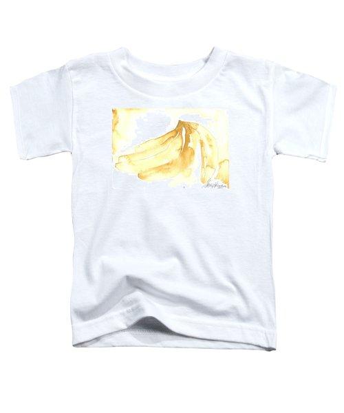 Gone Bananas 3 Toddler T-Shirt