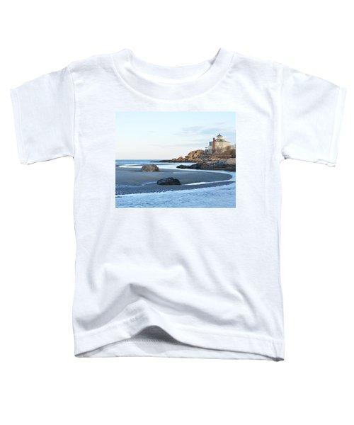 Good Harbor Beach Toddler T-Shirt