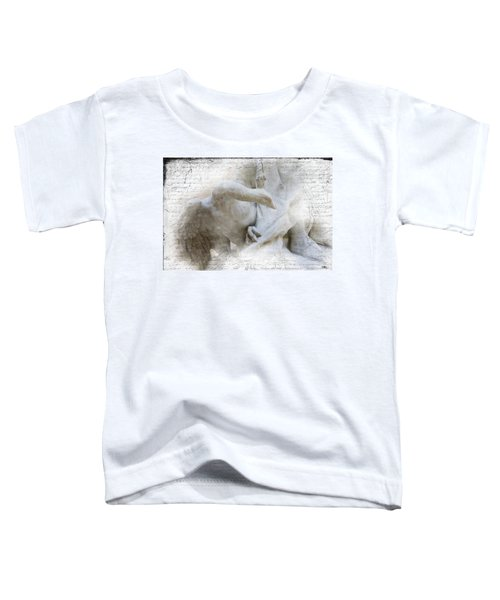 Goose With Master Toddler T-Shirt