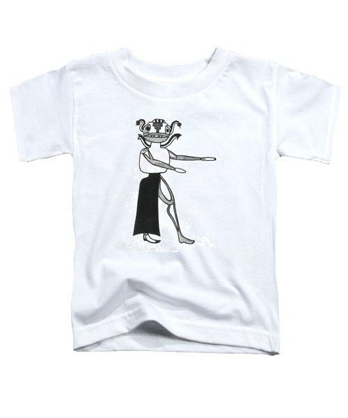 Gorgon, Legendary Creature Toddler T-Shirt by Photo Researchers