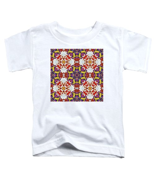 Graffito Kaleidoscope 40 Toddler T-Shirt