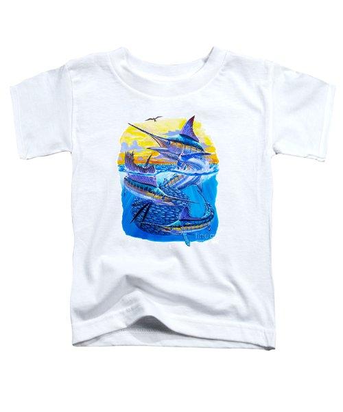 Grand Slam Baitball Toddler T-Shirt