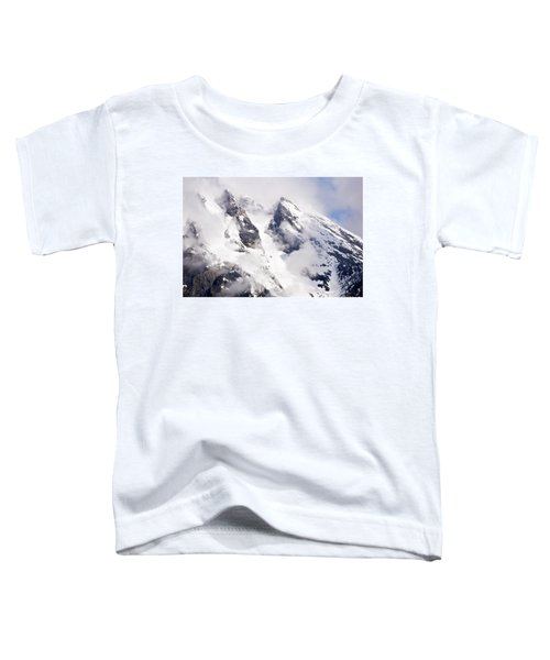 Grand Teton Glacier Toddler T-Shirt