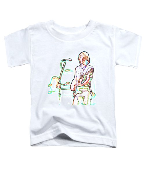 Grateful Dead - Bob Weir - Looks Like Rain Toddler T-Shirt