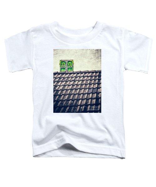 Green Shutters Toddler T-Shirt