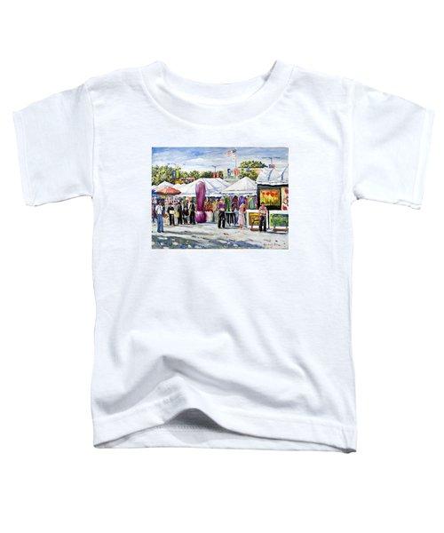 Greenwich Art Fair Toddler T-Shirt