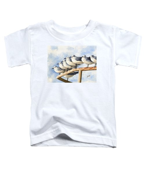 Gulls Toddler T-Shirt