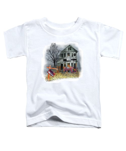 Handyman's Special Toddler T-Shirt