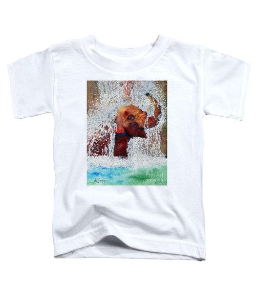 Happy Packy Toddler T-Shirt