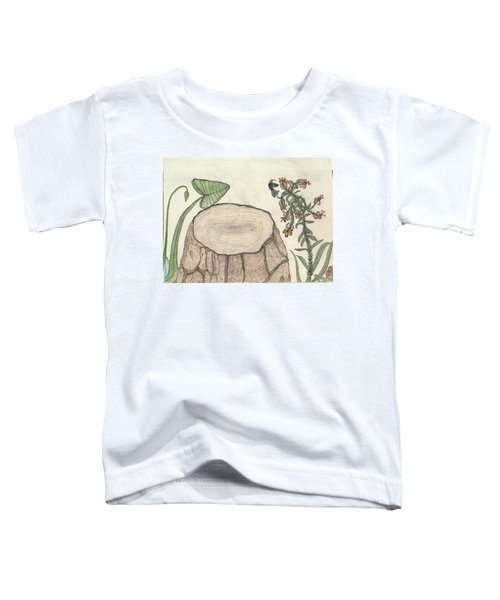 Harvested Beauty Toddler T-Shirt