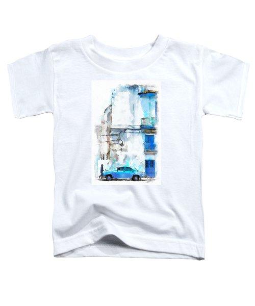 Havana Street Toddler T-Shirt