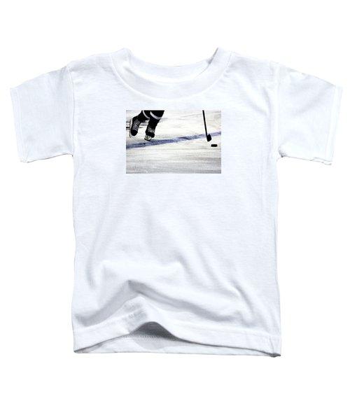 He Skates Toddler T-Shirt