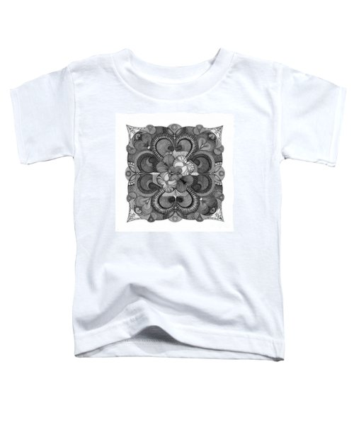 Heart To Heart Toddler T-Shirt