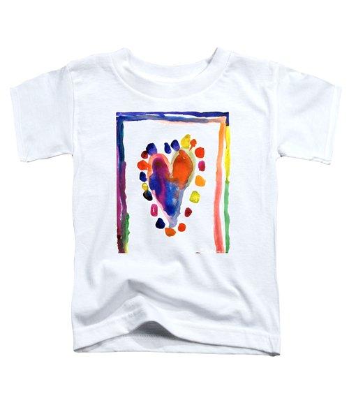 Heart Toddler T-Shirt