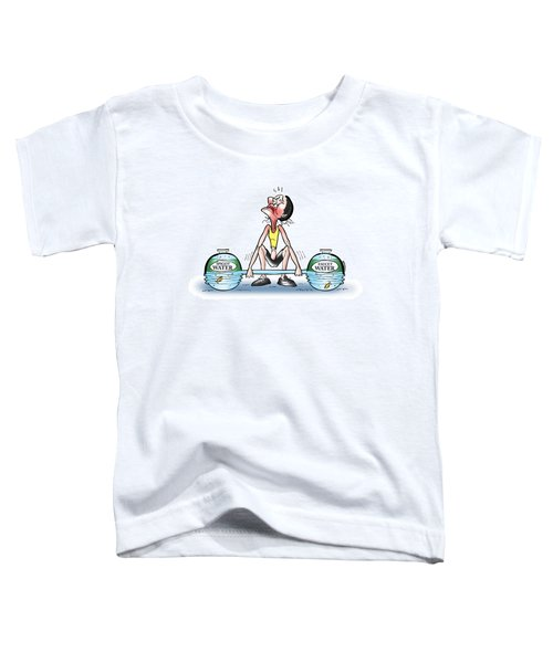 Heavy Water Toddler T-Shirt