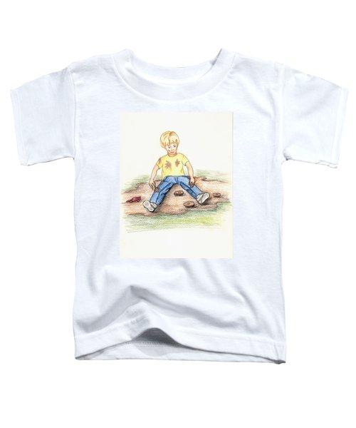 Hez Toddler T-Shirt