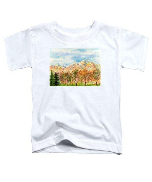 Highlands Autumn Toddler T-Shirt