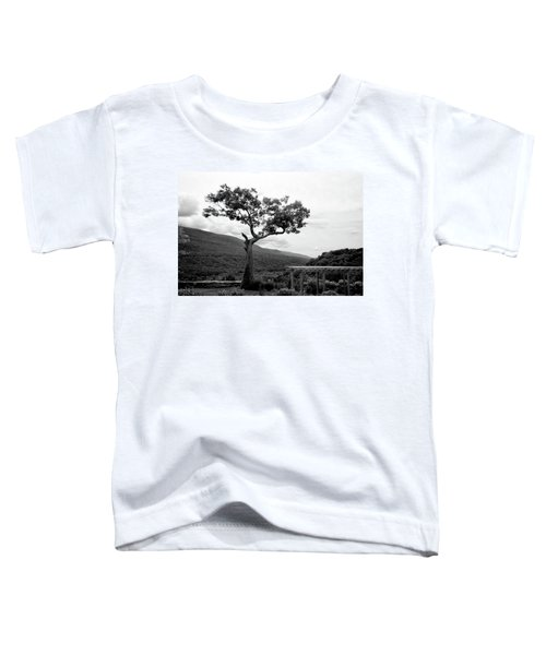 Hildene Tree 5689 Toddler T-Shirt