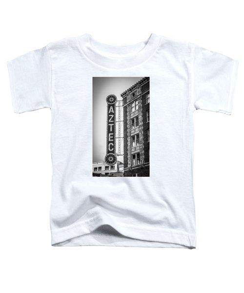 Historic Aztec Theater Toddler T-Shirt