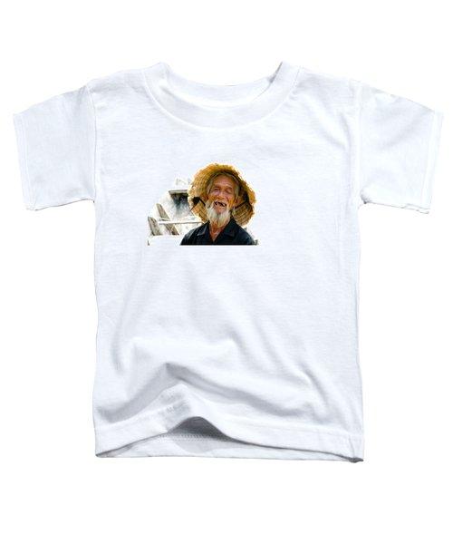 Hoi An Fisherman Toddler T-Shirt