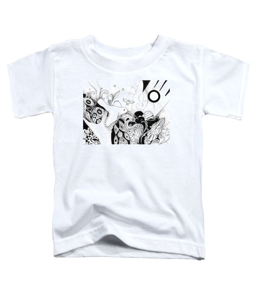 Holding It In Your Hands Toddler T-Shirt