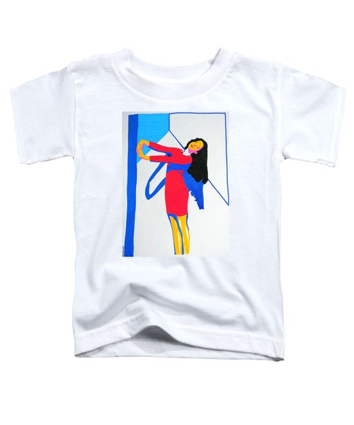 Homage To Carven Toddler T-Shirt