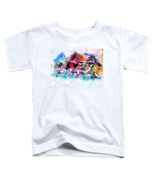 Home Through All Seasons Toddler T-Shirt