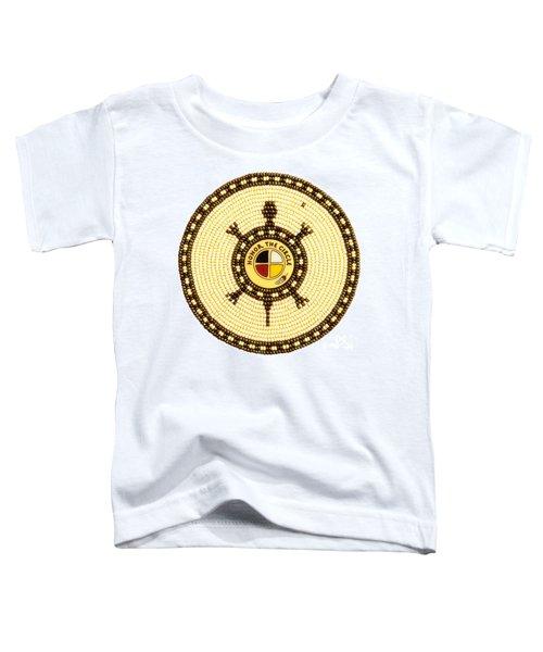 Honor The Circle Toddler T-Shirt