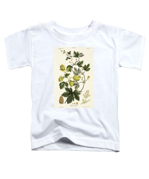 Hop Vine From The Young Landsman Toddler T-Shirt