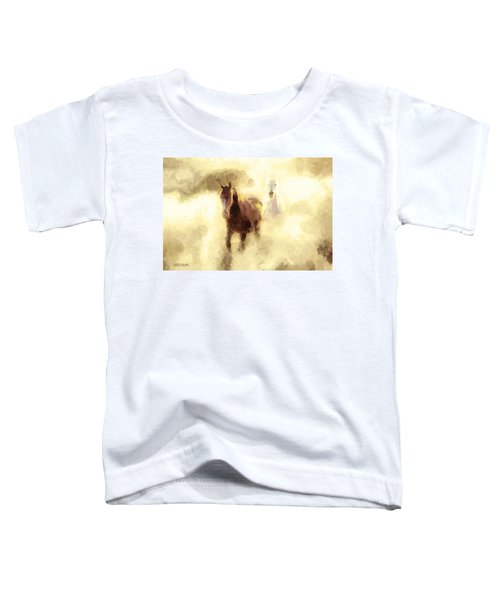 Horses Of The Mist Toddler T-Shirt