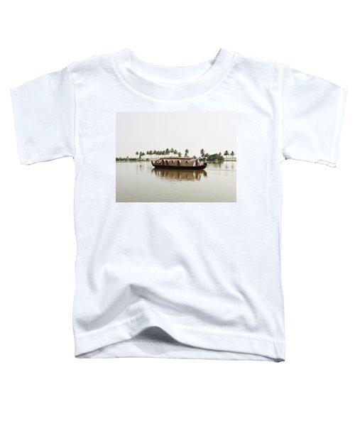 Houseboat, India Toddler T-Shirt