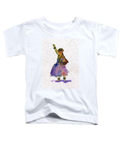 Hula Series Konani Toddler T-Shirt