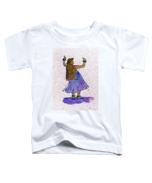 Hula Series Malia Toddler T-Shirt