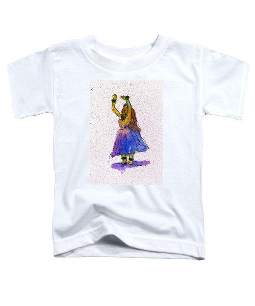Hula Series Melika Toddler T-Shirt
