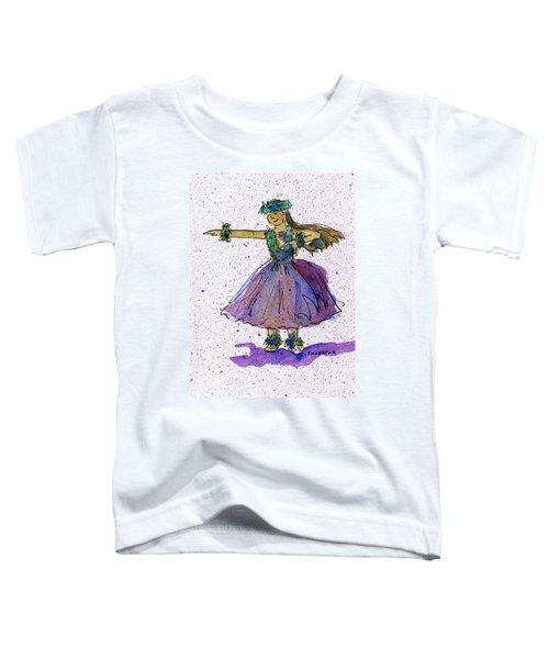 Hula Series Olina Toddler T-Shirt