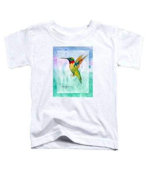 Da202 Hummer Dreams Revisited By Daniel Adams Toddler T-Shirt
