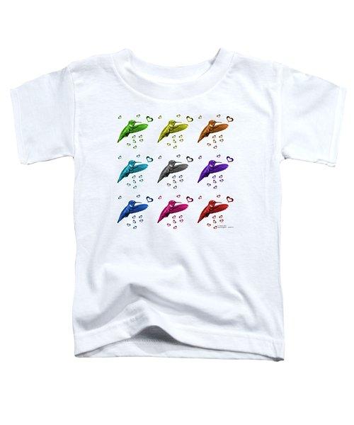 Hummingbird - 2055 F S M - Wb Toddler T-Shirt