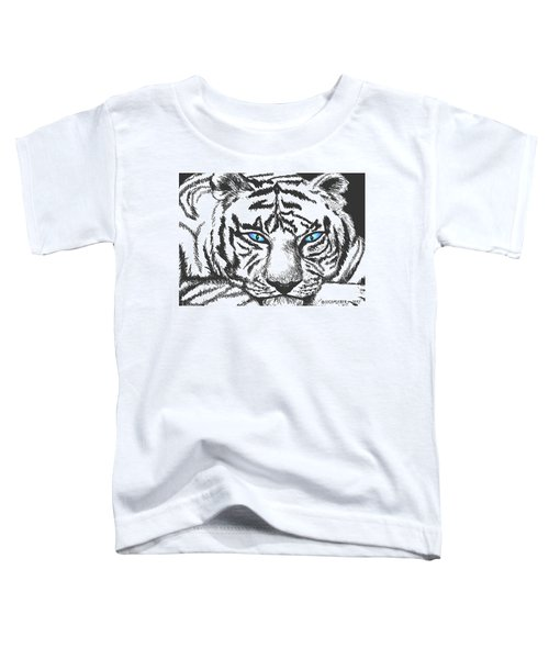 Hungry Eyes Toddler T-Shirt
