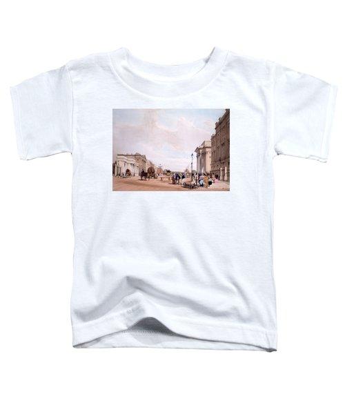Hyde Park Corner, Looking Toddler T-Shirt