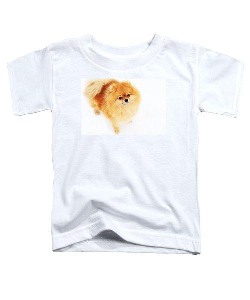 I Am Here I Toddler T-Shirt