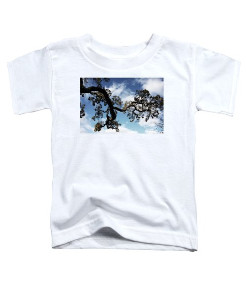 I Touch The Sky Toddler T-Shirt